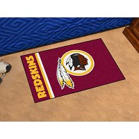 8250 2 x 3 X-Small Washington Redskins Starter Rug