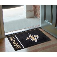 8252 2 x 3 X-Small New Orleans Saints Starter Rug