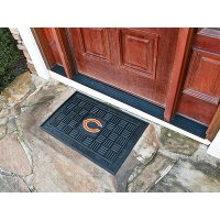 11438 2 x 3 X-Small Chicago Bears Medallion Door Mat