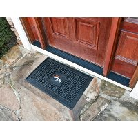 11439 2 x 3 X-Small Denver Broncos Medallion Door Mat