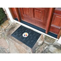 11455 2 x 3 X-Small Pittsburgh Steelers Medallion Door Mat