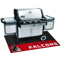 12175 2 x 4 X-Small Atlanta Falcons Grill Mat
