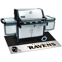 12176 2 x 4 X-Small Baltimore Ravens Grill Mat