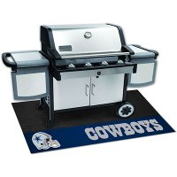 12182 2 x 4 X-Small Dallas Cowboys Grill Mat
