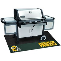12185 2 x 4 X-Small Green Bay Packers Grill Mat