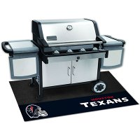 12186 2 x 4 X-Small Houston Texans Grill Mat