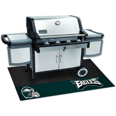 2 x 4 x small philadelphia eagles grill mat rcwilley image1~800