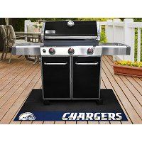 12199 2 x 4 X-Small San Diego Chargers Grill Mat