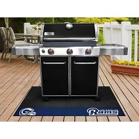 12202 2 x 4 X-Small Los Angeles Rams Grill Mat