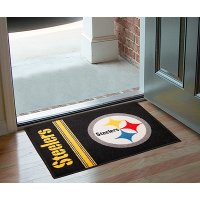 8233 2 x 3 X-Small Pittsburgh Steelers Starter Rug