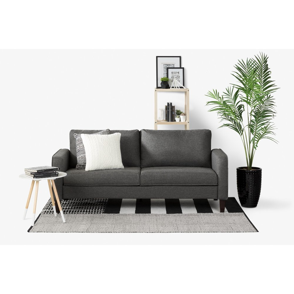 Charcoal Gray Sofa - Live-it Cozy | RC Willey Furniture Store