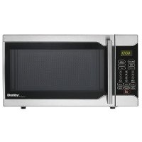 DMW07A2SSDD Danby Compact Microwave - 0.7 cu. ft. Stainless Steel