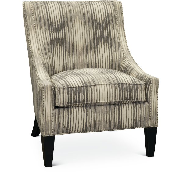 ... Gray And Taupe Accent Chair   Accord ...