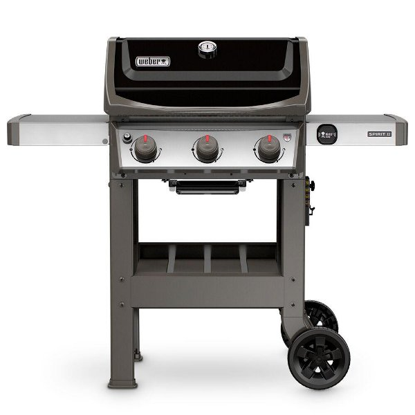 45010001 Weber Spirit II E-310 Liquid Propane Grill Black - Traeger Grills & Weber Grills For Your Outdoor Kitchen Searching