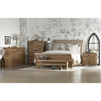 Magnolia Home Furniture 5 Piece King Bedroom Set - Camion