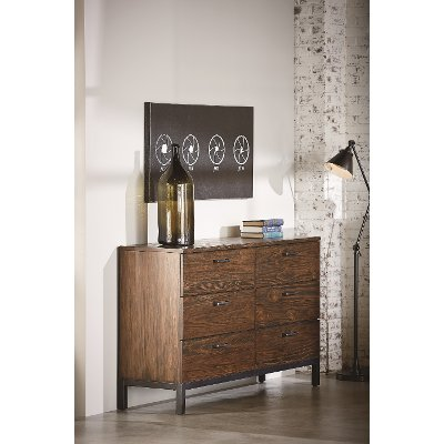 Magnolia Home Furniture Brown Dresser - Framework