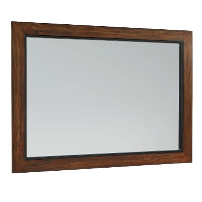 Magnolia Home Furniture Brown Mirror - Framework