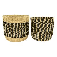 Assorted Rope Paper Basket