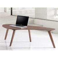 Modern Brown Coffee Table - Simplicity