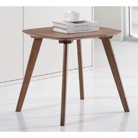 Modern Brown End Table - Simplicity