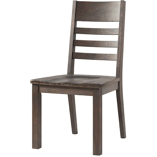 Brushed Cocoa Dining Room Chair - Salem