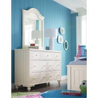 Classic Ivory White Dresser - Summerset