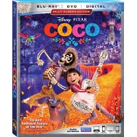 Coco (Blu Ray / DVD / Digital)