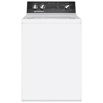 TR3000WN Speed Queen Knob Hybrid Washer - White