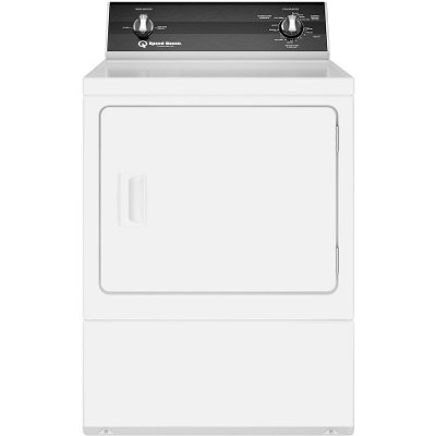 DR3000WE Speed Queen Front Load Electric Dryer - White