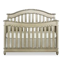 801-PTR Antique Bronze 5-in-1 Convertible Crib - Hampton