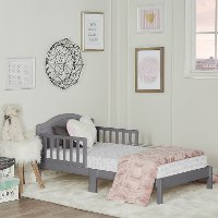 Steel Gray Toddler Bed - Sydney