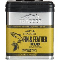 SPC176 Traeger Grill Fin and Feather Rub