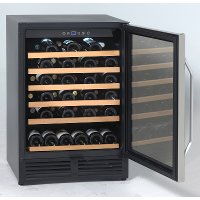 WCR506SS Avanti 50 Bottle Wine Chiller
