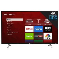 43S405 TCL S4-Series 43 Inch 4K UHD HDR Roku Smart TV