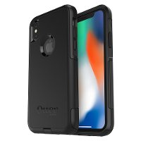 77-57059 OtterBox Commuter iPhone X Phone Case - Black