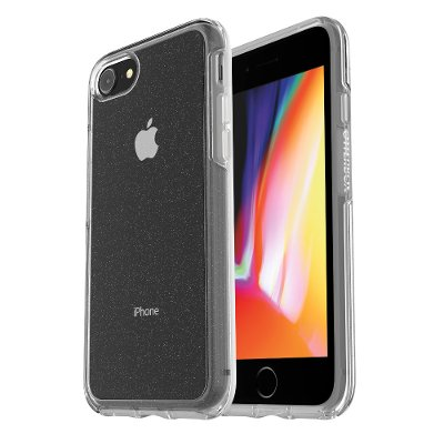 new styles b0cd1 8857c OtterBox Symmetry Clear iPhone 7 / iPhone 8 Case   RC Willey ...