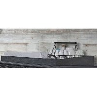 851-WG Weathered Gray Changing Tray - Evolur