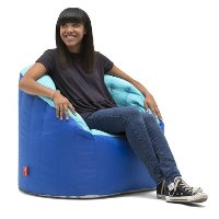 0650885 Sunmax Blue Pool Chair - Outdoor Lumin