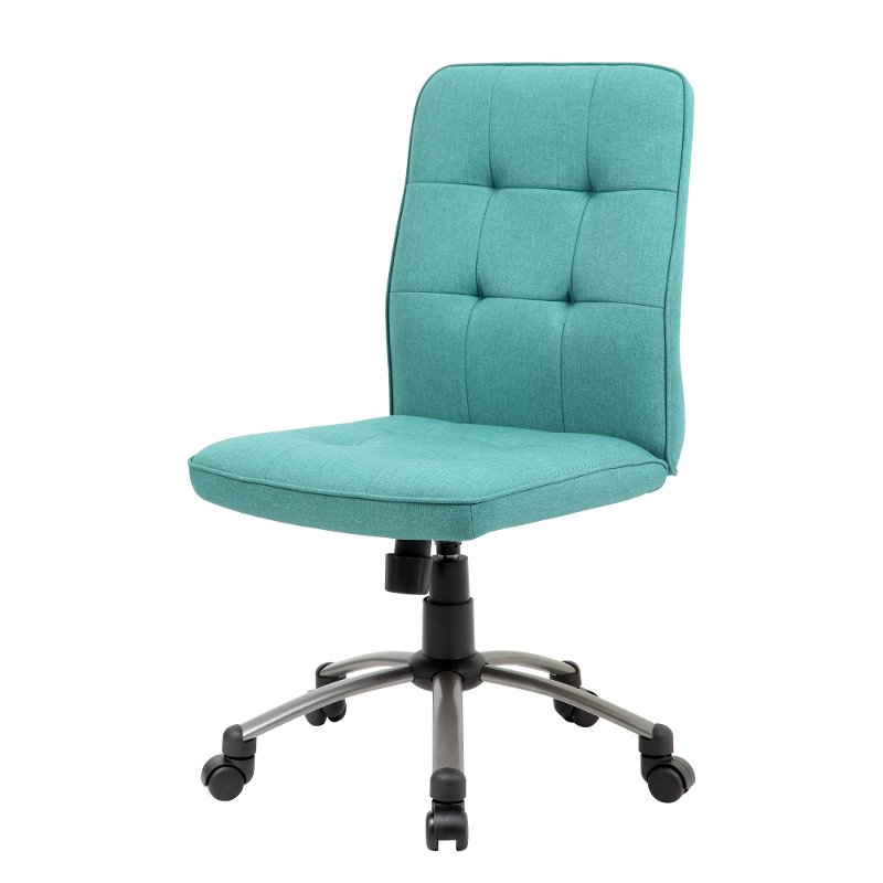 Green Ergonomic Office Chair
