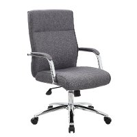Gray Executive Office Chair