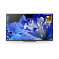 XBR55A8F Sony A8F Series 55 Inch OLED 4K Ultra HD HDR Smart TV (Android TV)
