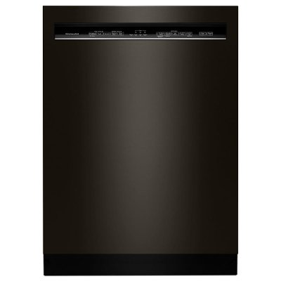 KDFE104HBS KitchenAid Dishwasher - Black Stainless Steel