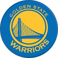 Golden State Warriors PopSocket Cell Phone Grip and Stand