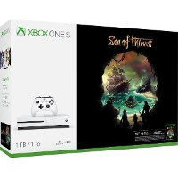 XB1 MIC 234324 Sea of Thieves 1TB Xbox One S Bundle - White