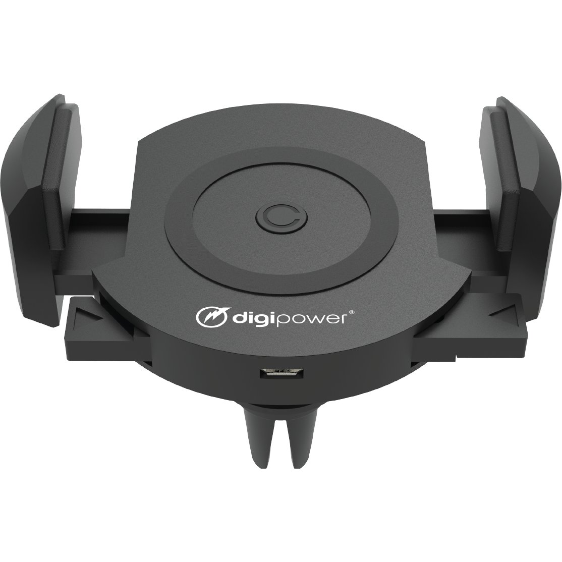 DigiPower Car Vent Mount Wireless Charger