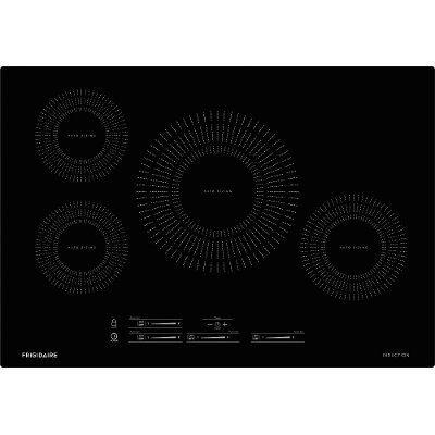 FFIC3026TB Frigidaire 30 Inch Induction Cooktop   Black