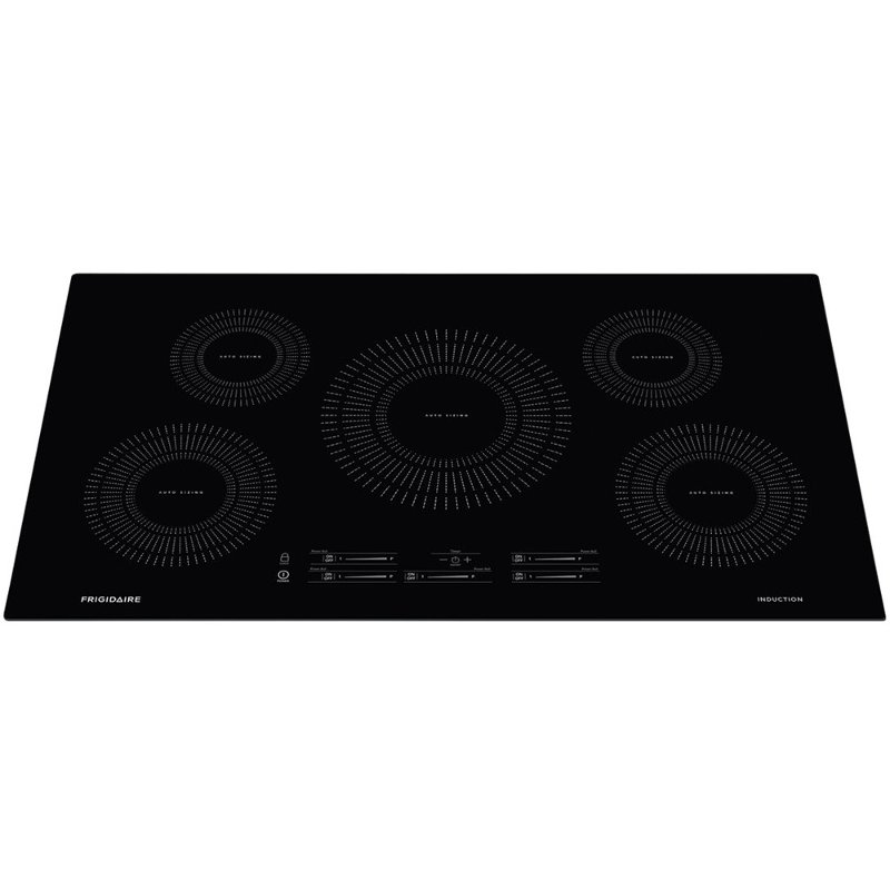 Ffic3626tb Frigidaire 36 Inch Induction Cooktop Black