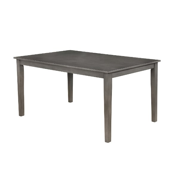 Gray Dining Room Table   Greyson