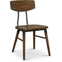 Industrial Dining Room Chair - Flatiron