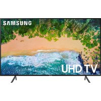 UN43NU7100 Samsung NU7100 Series 43 Inch 4K UHD Smart TV